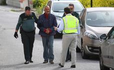 El juez rechaza dejar libre al abuelo de la bebé hallada muerta en la planta de basura