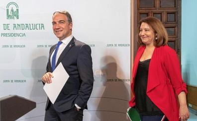 La Junta denuncia la parálisis de 405 proyectos en Granada y 8.350 empleos potenciales perdidos