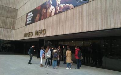 El Museo Ibero se desinfla