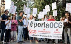 La OCG vuelve a exigir «un presupuesto adecuado» en las calles de Granada