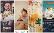La agenda de ocio más diversa en Granada: 12 propuestas para salir de casa