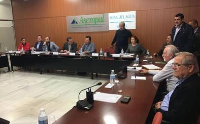 La Mesa del Agua de Almería no ve «factible» el Pacto Andaluz por el Agua sin incluir la conexión con la presa de Rules