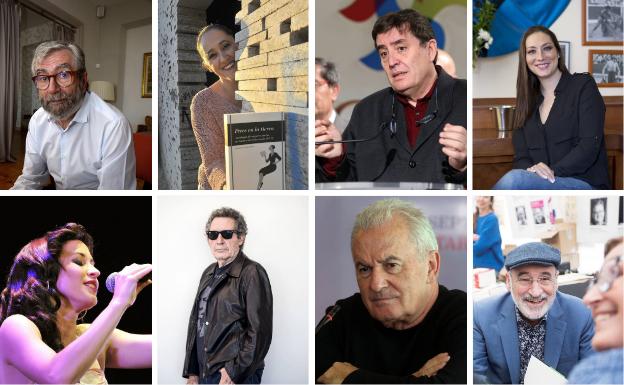 Personalidades de la cultura como Miguel Ríos o García Montero firman un manifiesto de apoyo a la OCG