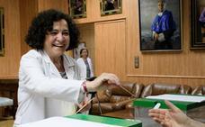El profesorado con vinculación permanente es el que más vota y más apoya a Pilar Aranda
