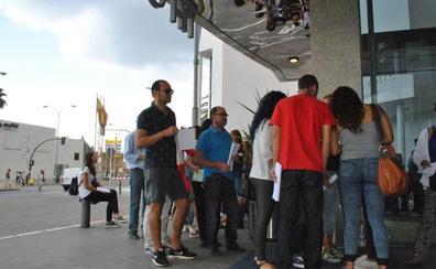 Casting sin colas en Almería