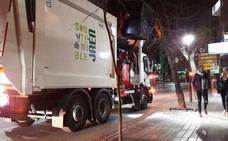 USO mantiene la huelga de limpieza y basura en Jaén para el día 21