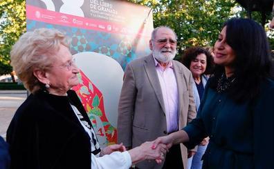 Una carta de amor como prólogo de la Feria del Libro del Granada