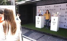 La Copa de la Reina ya se exhibe en Granada