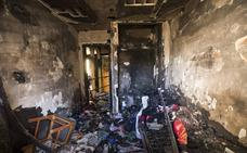 Mantienen en prisión al investigado por quemar la casa de su expareja en Las Gabias