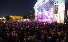 La música llena un En Órbita festivo y colosal