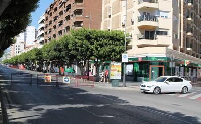 Cortes y desvíos de tráfico para este fin de semana en Almería