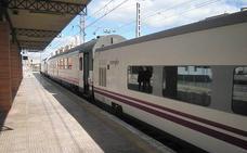 Nueva avería en el Talgo de Almería: tres horas de retraso