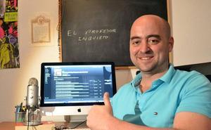 El 'podcast' más escuchado en España lleva el sello del 'profesor inquieto' de Granada y es de historia