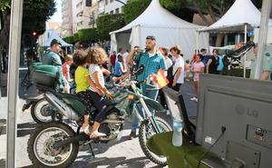 La Guardia Civil celebra con Almería sus 175 años