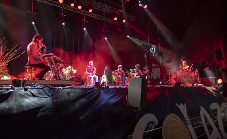 Ambiente y conciertos del Solazo Fest