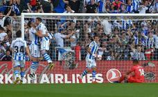 Un Madrid de vacaciones alimenta el sueño europeo de la Real