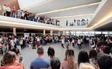 Más de 13.000 personas celebran en el Parque Ciencias los 24 años del museo
