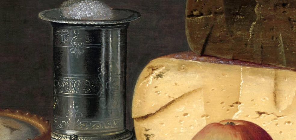 La salada historia del salero
