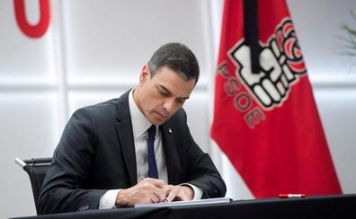 El PSOE lucha contra la desmovilización y llama a «rematar el trabajo» del 28-A