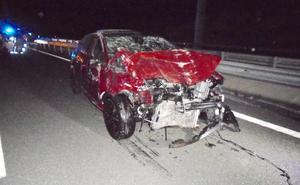 Nueve heridos este fin de semana en los accidentes registrados en la provincia