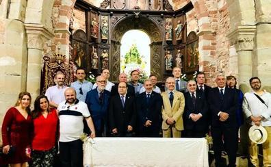 Historiadores se reúnen en Santisteban del Puerto para estudiar la heráldica