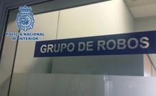 Detenida por robar joyas de dos familias para las que trabajaba en Granada