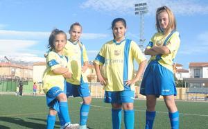 El fútbol es un deporte de chicas