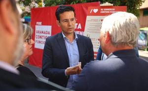 Un sello de calidad y un consejo del comercio, propuestas del PSOE