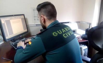 La Guardia Civil investiga a un vecino de Jaén por estafa