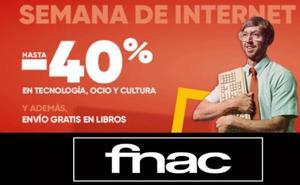 FNAC lanza su esperada Semana de Internet con grandes descuentos