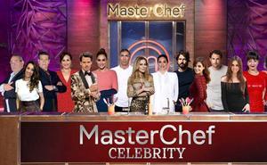 Los 15 famosos de 'Masterchef celebrity 4'