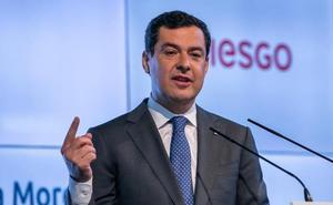 El presupuesto andaluz de 2019 crecerá un 5% hasta los 36.465 millones