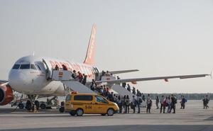El aeropuerto de Granada-Jaén cierra abril con un 8,6% más de pasajeros