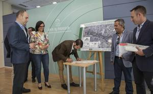 La Junta inicia las obras de la estación depuradora de aguas residuales de Zújar