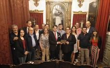 Entregado el Premio Espinosa Cuadros