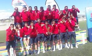 El Universidad de Granada se proclama campeón de España