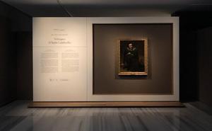 Más de 9.700 personas visitaron 'El bufón Calabacillas' de Velázquez en el Museo Arqueológico de Almería