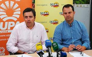 Concentración en Jaén el día 29 para decir basta a los «precios de ruina» del aceite de oliva