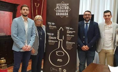 Granada se convierte en la capital de la música plectro con la celebración de segundo festival