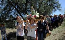Los montenegreros celebran sus fiestas en honor a la Virgen de Fátima