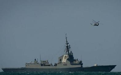 España retira la fragata 'Méndez Núñez' del Golfo ante la escalada de tensión entre EE UU e Irán