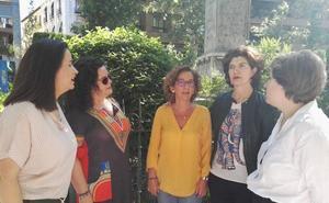 Podemos IU Adelante apostará por una Granada «pensada por y para las mujeres»