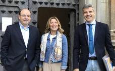 El PP propone rutas por el patrimonio eclesiástico e iluminar los monumentos de la capital