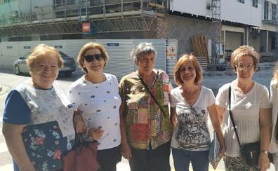 'Vamos, Granada' utilizará como equipamiento municipal los bajos del nuevo edificio en Santa Adela