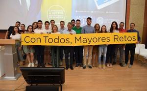 Carmelo Rodríguez presenta un programa «responsable y ambicioso» para la UAL