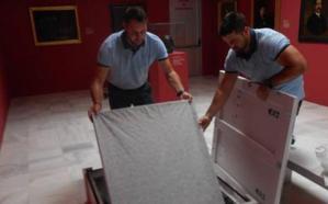 El 'Zuloaga' del Museo Ibáñez de Olula del Río viaja hasta Bilbao