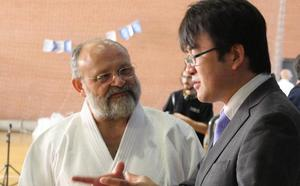 El alpujarreño García Aragón, nombrado Aikido Shihan por el Aikikai de Japón