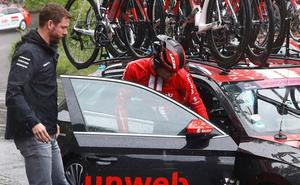 Dumoulin abandona en el inicio de la quinta etapa del Giro