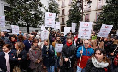 La OCG difiere su decisión sobre la huelga hasta mañana
