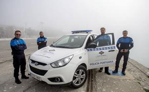Dotan de chalecos antibalas a los policías portuarios de Motril